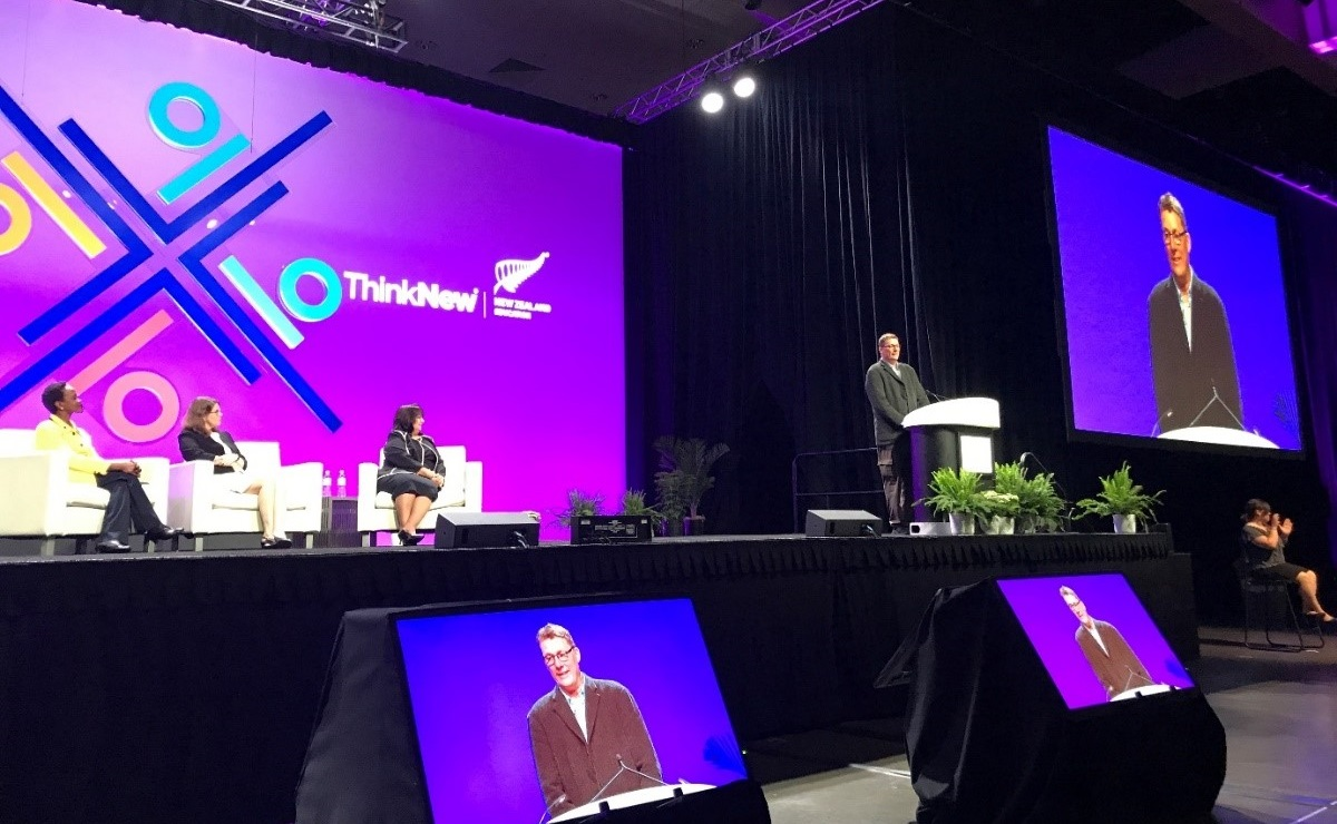 NAFSA opening plenary